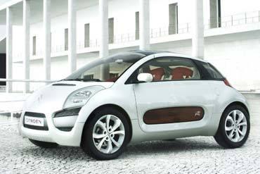 Citroën C-AirPlay: une future mini-Pluriel