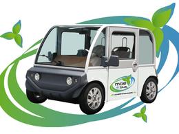 Des FAM F-City électriques en libre-service à Rueil-Malmaison : le service Moebius