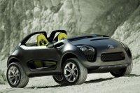 Citroën C-Buggy Concept : future C3 !