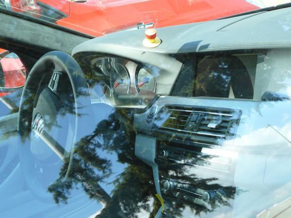 Spyshot : l'intérieur de la prochaine BMW M5 F10