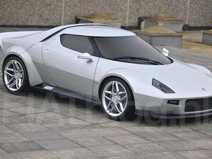 Lancia Stratos revival : construite pour le Sultan du Bruneï ?