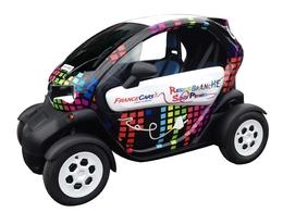 France Cars invite les niçois à essayer gratuitement le Renault Twizy