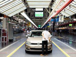 Volkswagen : le constructeur ne ralentira pas la production en Chine