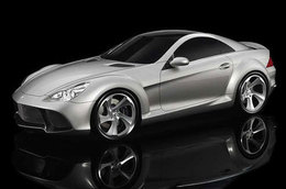Kleeman GTK : chirurgie sur Mercedes SLK 55 AMG