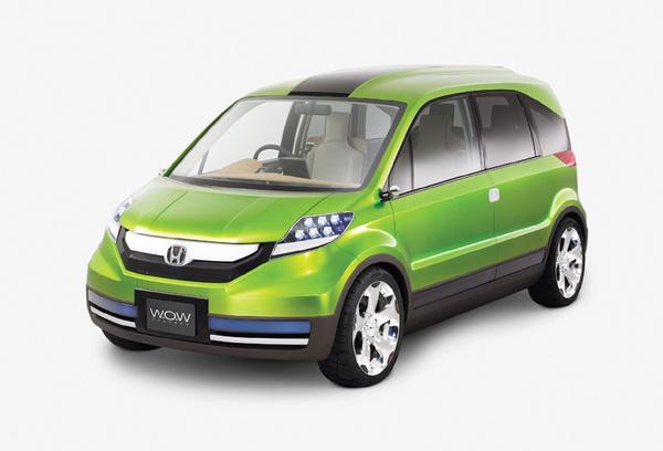 Honda W.O.W : un concept qui a du chien!