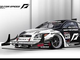 Scion tC AWD Need for Speed : 1100 chevaux dans une voiture de course