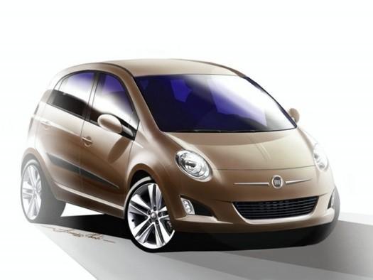 Fiat 500 Multipla : ce sera pour Genève