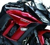 Nouveauté – Kawasaki: un millésime haut en couleur pour la Z1000SX