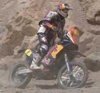 Dakar 2012 : Etape 11, bienvenue au Pérou
