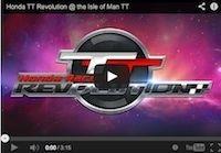 """Vidéo: Honda fait sa """"Revolution"""" sur l'île de Man (Tourist Trophy)"""