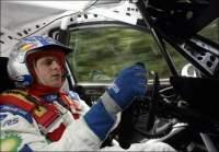 François Duval sur une Toyota Corolla WRC