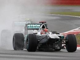 Schumacher : « Je dois prendre des risques »