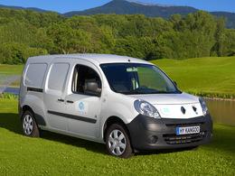 HY Kangoo : le Renault Kangoo qui fonctionne à l'hydrogène