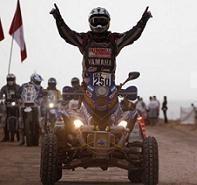 Dakar 2012 : Etape 11 quad, nouvelle domination de la famille Patronelli