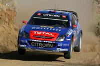 Tuohino sur Xsara WRC en Finlande
