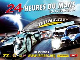 24 Heures du Mans 2009: L'affiche