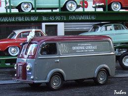 Miniature : 1/43ème - PEUGEOT D3A
