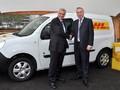 DHL France va s'équiper de Renault Zoe et Kangoo Z.E.