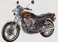 Yamaha XJ 400 : La modernité des années 80.