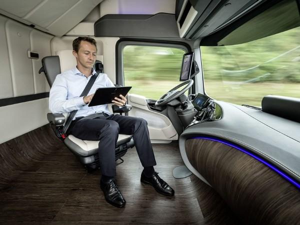 Les camions aussi veulent être autonomes