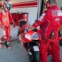 Moto GP - Test Valence D.3: Stoner a répondu à Lorenzo