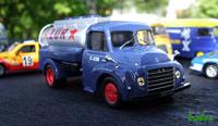 Miniature : 1/43ème - Citroën U23