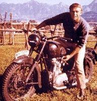 Steve McQueen : Pilote dans la vie comme à l'écran !