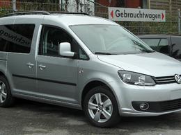 Volkswagen: 600.000 Caddy au rappel