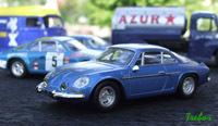 Miniature : 1/43ème - Alpine Renault A110