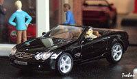 Miniature : 1/43ème - MERCEDES SL600