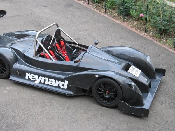 """La Reynard Inverter maintenant """"road legal"""""""