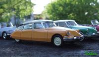 Miniature : 1/43ème - Citroën ID19
