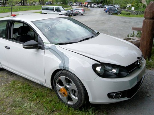 Puissance en (légère) hausse sur la prochaine Volkswagen Golf GTI