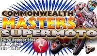 Ile de Man: le Commonwealth Supermoto Masters arrive