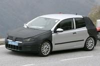 Future Volkswagen Golf VI : définitivement repoussée pour 2009