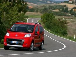 Le Fiat Qubo 2011 ? 113 g CO2/km