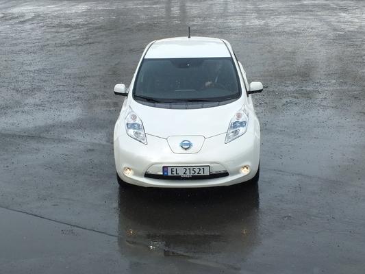 Nissan : la prochaine Leaf accompagnée d'un crossover ?