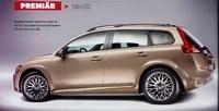 Future Volvo V30 : comme ça ?