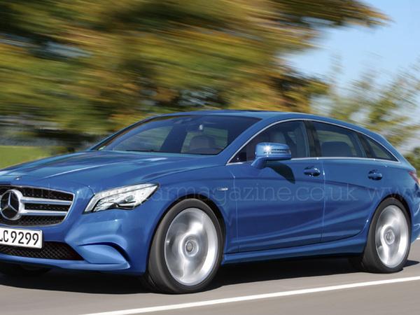 Future Mercedes CLC: comme ça?