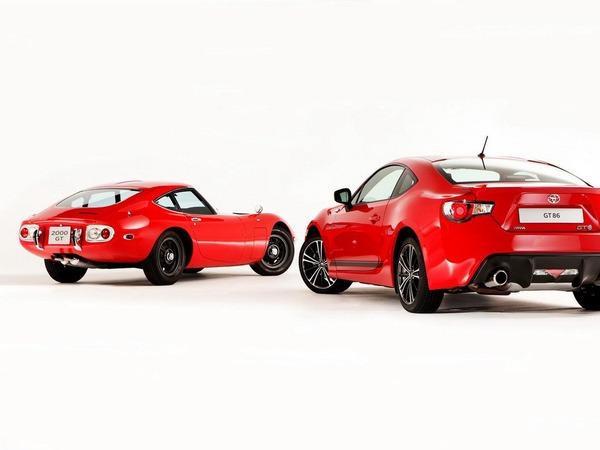 Toyota et les sportives : la GT86 n'est que la première ...