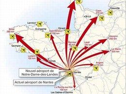 Une desserte ferroviaire prévue pour le nouvel aéroport de Notre-Dame-des-Landes