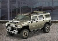 SEMA Show : Hummer H2 Safari Concept