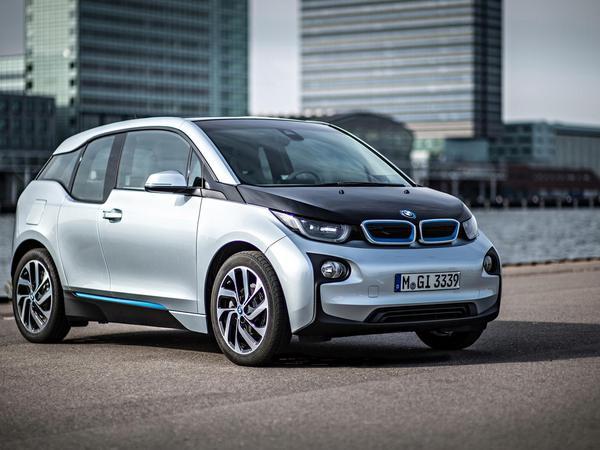L'Apple Car basée sur la BMW i3 ?