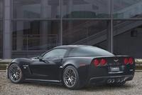 SEMA Show : Jay Leno's Corvette C6RS