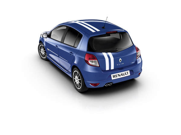 Nouvelle Renault Clio Gordini: en diesel, en essence et... en 5 portes