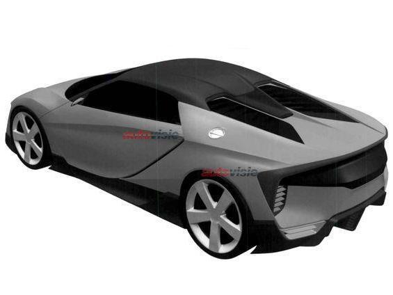 """Une """"petite"""" Honda NSX présentée dans quelques mois ?"""