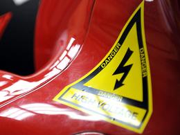 F1 GP de Chine : Ferrari enlève son KERS
