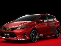 Toyota Auris Modellista : typiquement japonaise