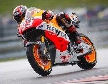 Moto GP – République Tchèque: Marc Marquez par tous les temps
