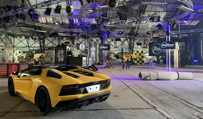 Dans les coulisses du tournage de Top Gear France (reportage vidéo)